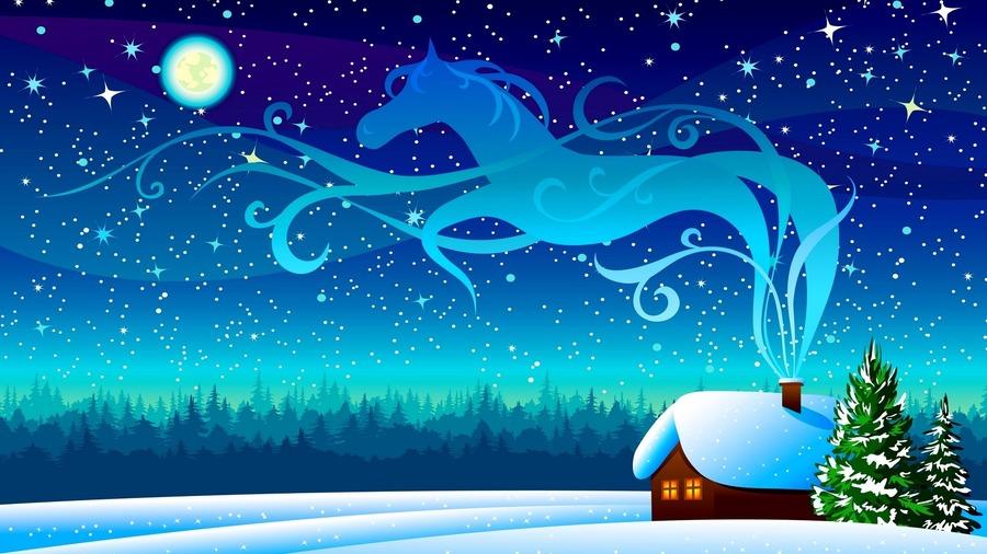 Всероссийский творческий конкурс «Волшебница Зима нам дарит чудеса»